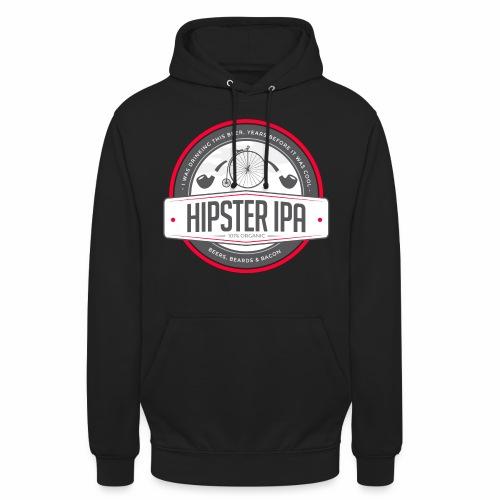 Hipster IPA - Unisex Hoodie