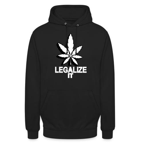 Legalize it - Unisex Hoodie