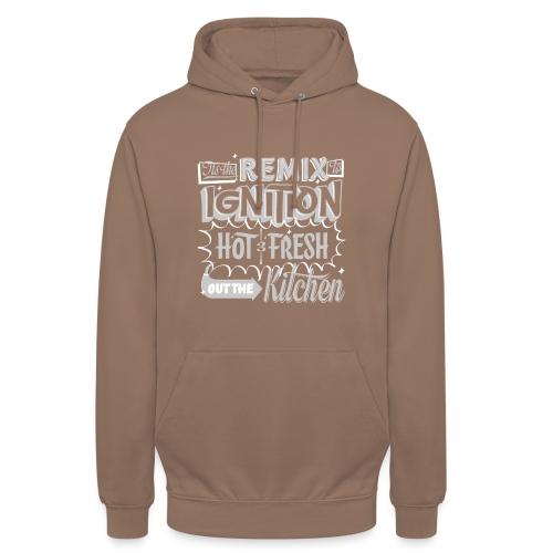 ignition - Sweat-shirt à capuche unisexe