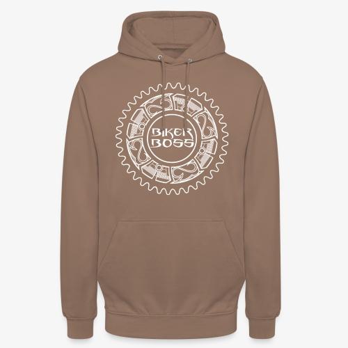 Bikerboss - Sweat-shirt à capuche unisexe