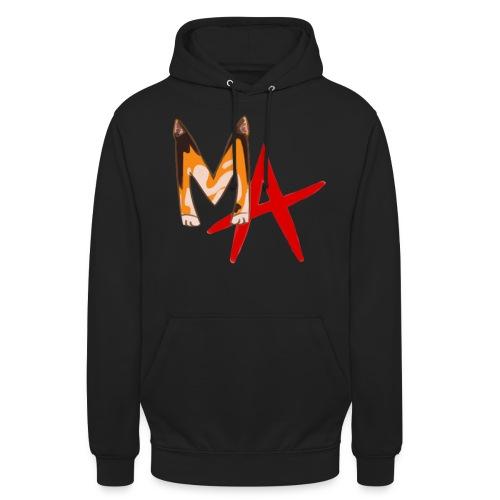 Mog Anarchy Logo - Unisex Hoodie