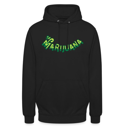Om Marijuana - Unisex Hoodie