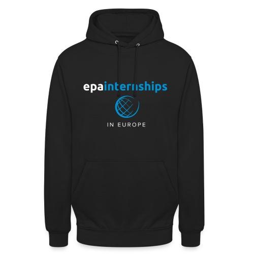 EPA Logo White - Unisex Hoodie
