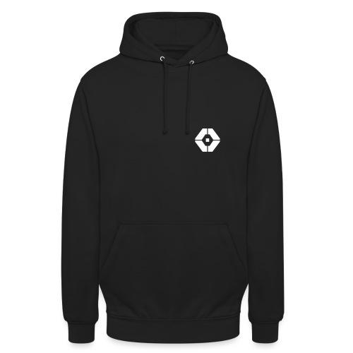 Ricover micro logo Hoodie - Hoodie unisex
