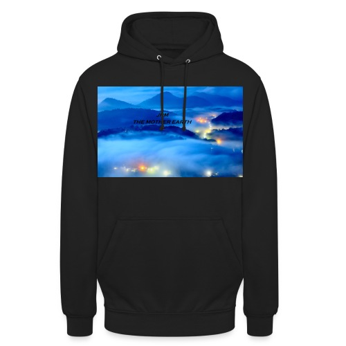 the mother earth collection 2017 - Sweat-shirt à capuche unisexe