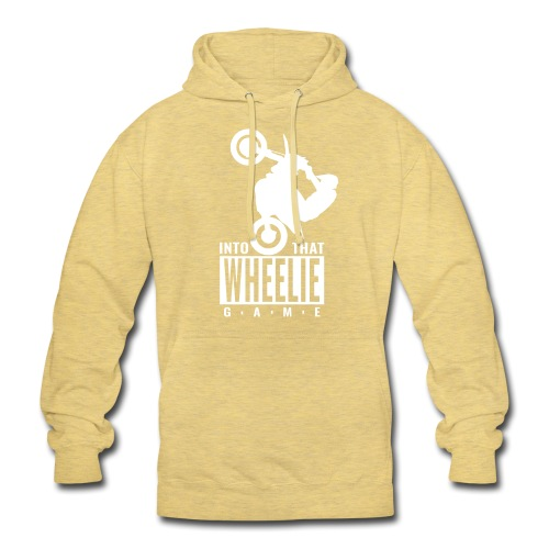 Into that Wheelie Game - Unisex Hoodie