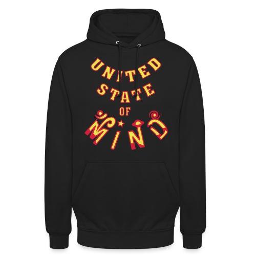 United State of Mind - Hættetrøje unisex