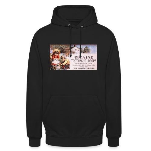 Kokain Werbung - Unisex Hoodie