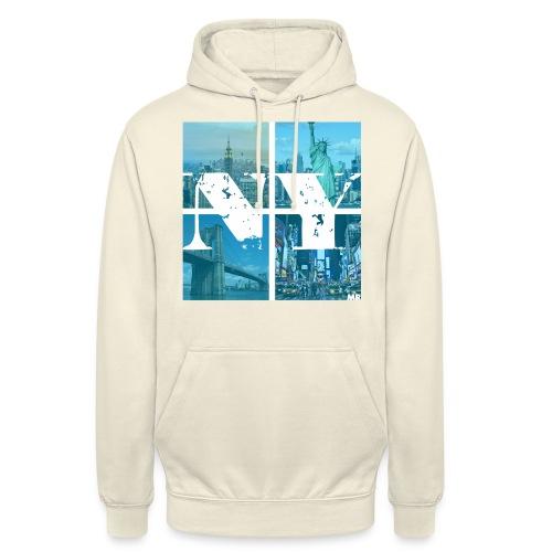 NEW YORK BLUE - Unisex Hoodie