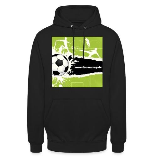FC Sonntag Weblogo - Unisex Hoodie