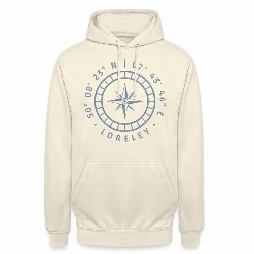 Kompass – Loreley - Unisex Hoodie
