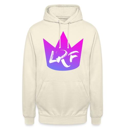 LRF - Sweat-shirt à capuche unisexe