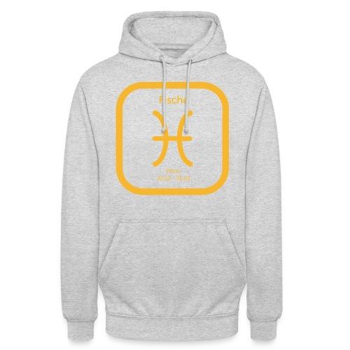 Horoskop Fische12 - Unisex Hoodie