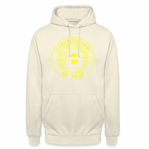 In cryptography we trust 2 - Unisex Hoodie