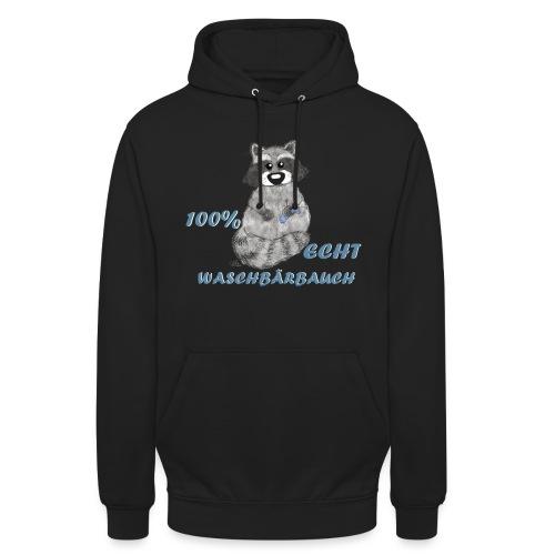 Echt Waschbärbauch - Unisex Hoodie
