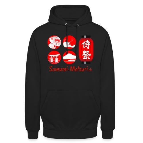 Samurai Matsuri Festival - Unisex Hoodie
