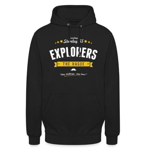 Explorershirt - Hoodie unisex
