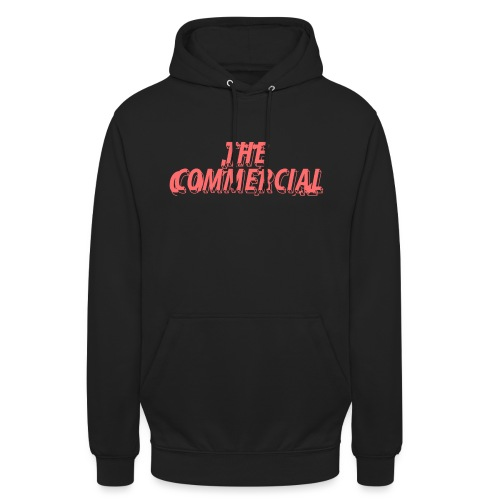 The Commercial Design #1 (Salmon - Unisex Hoodie