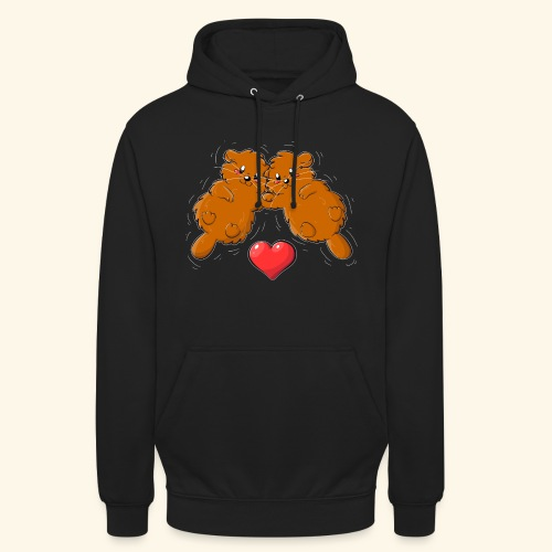 Otter-Liebe - Unisex Hoodie