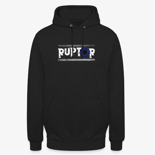 Ruptor - Sweat-shirt à capuche unisexe