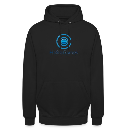 HasloGames Producten officieel logo - Hoodie unisex