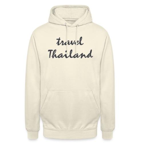 travel Thailand - Unisex Hoodie
