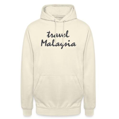 travel Malaysia - Unisex Hoodie