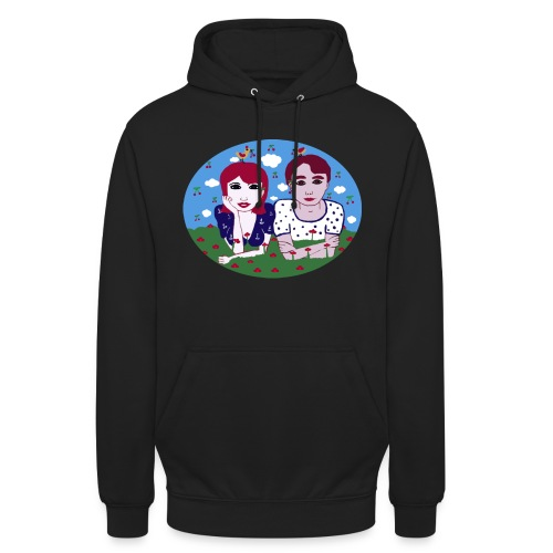 I want the Cherry - Unisex Hoodie
