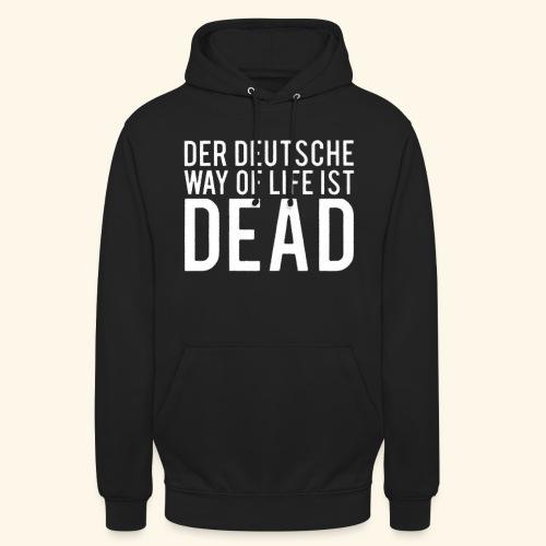 DEUTSCH - Unisex Hoodie