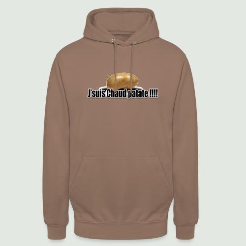 chaud patate 2.1 - Sweat-shirt à capuche unisexe
