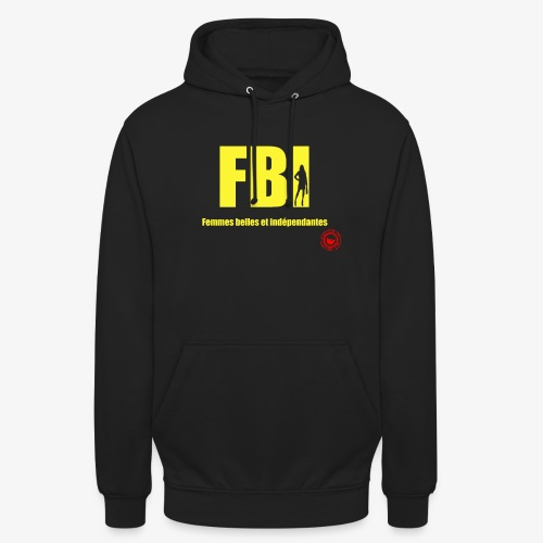FBI - Unisex Hoodie