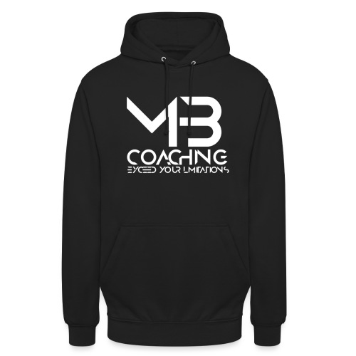 mb coaching log0 - Unisex Hoodie