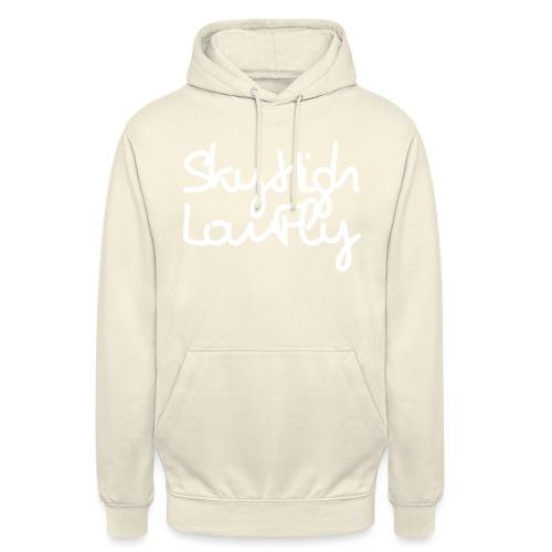 SkyHighLowFly - Men's Sweater - White - Unisex Hoodie