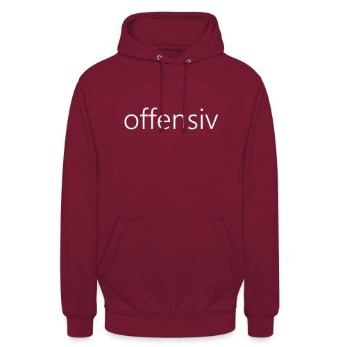 offensiv t-shirt (børn) - Hættetrøje unisex