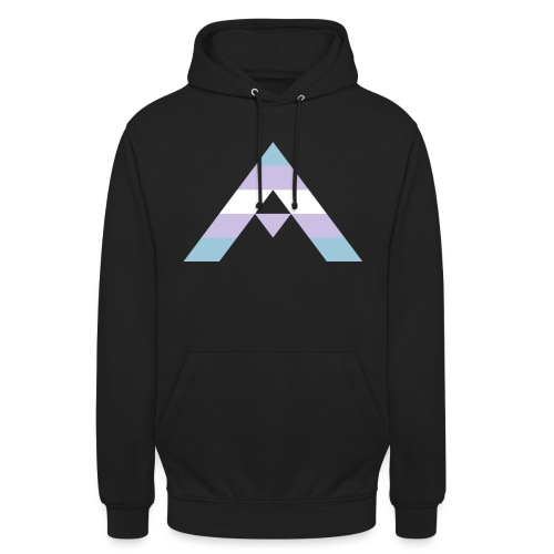 shirt_ally_trans - Luvtröja unisex