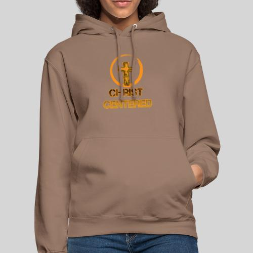 Christ Centered Focus on Jesus - Unisex Hoodie