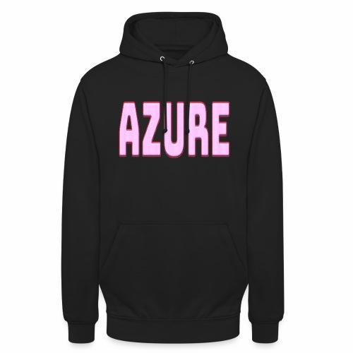 AZURE - Sweat-shirt à capuche unisexe