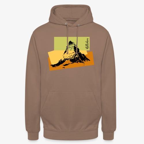 Matterhorn - Unisex Hoodie