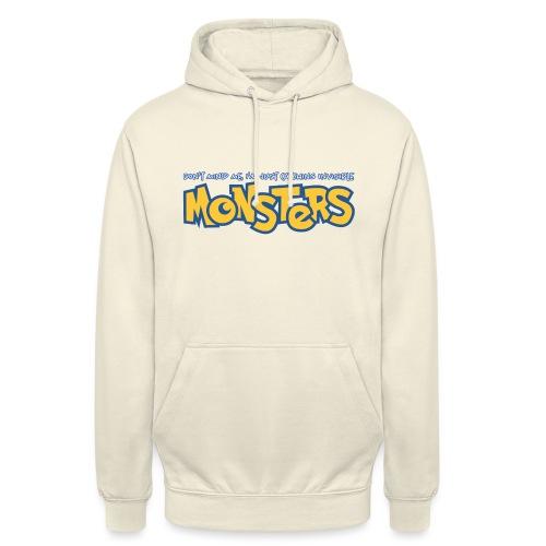 Monsters - Unisex Hoodie