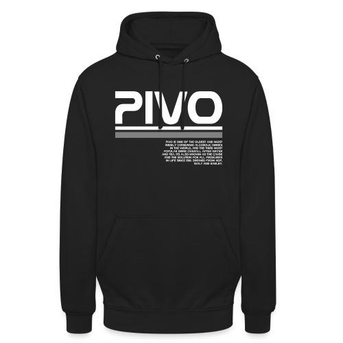 PIVO 2020 small - Unisex Hoodie