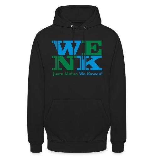 WENK - Sweat-shirt à capuche unisexe