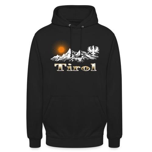 Tiroler Berge - Unisex Hoodie