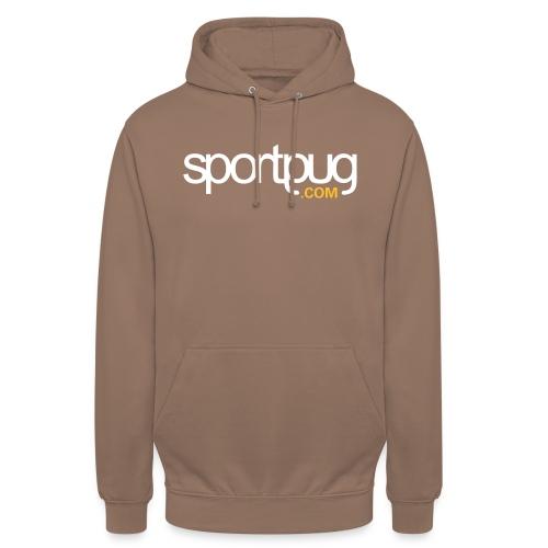 """SportPug.com - Huppari """"unisex"""""""