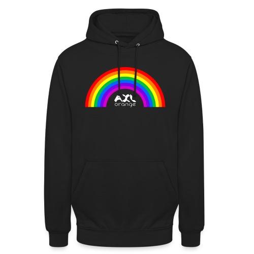AXL_rainbow_arc - Unisex Hoodie