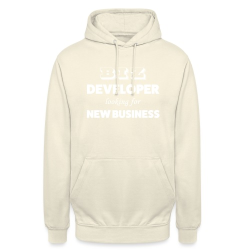 Biz Developer - Sweat-shirt à capuche unisexe