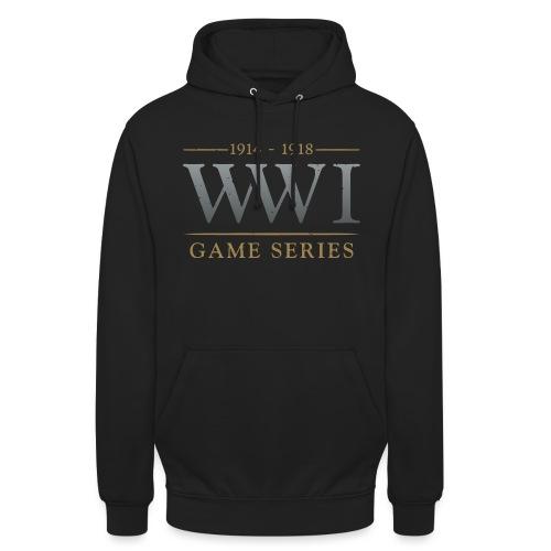 WW1 Game Series Logo - Hoodie unisex