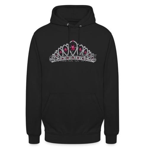 crown shirt - Hoodie unisex