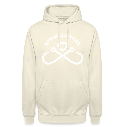 StrikeLovers Solo Vector Weiß - Unisex Hoodie