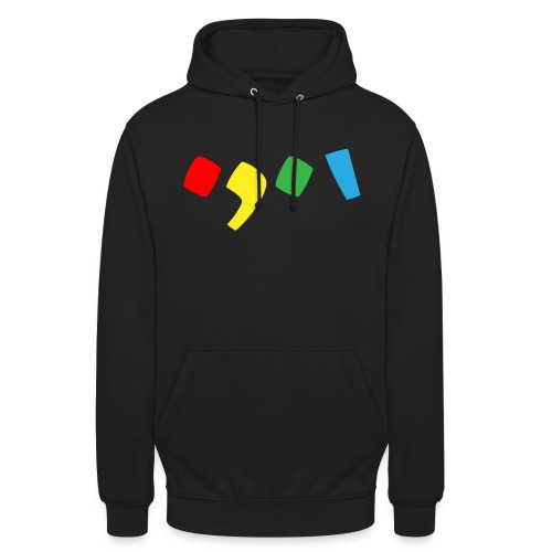 Tjien Logo Design - Accents - Hoodie unisex