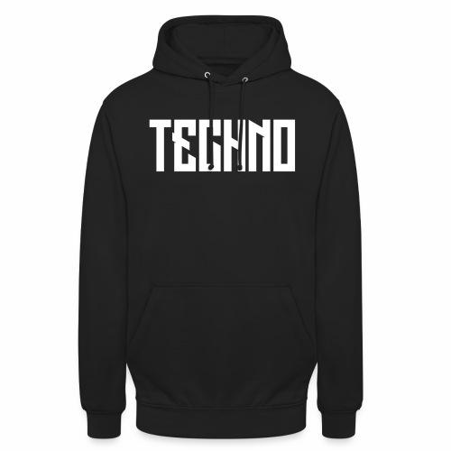 Techno_V5 - Unisex Hoodie